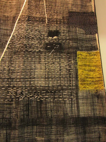 research point investigating the work of the textile